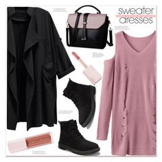 """""""sweater dress"""" by mycherryblossom ❤ liked on Polyvore featuring Puma"""