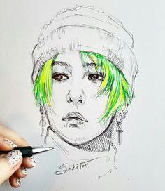 G-Dragon by SakuTori BIGBANG KPOP