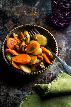 Spiced Carrot Salad | Jelly Toast