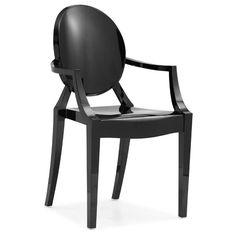 Found it at www.dcgstores.com - ♥ ♥ Anime Ghost Style Dining Chair (Set of 2) ♥ ♥