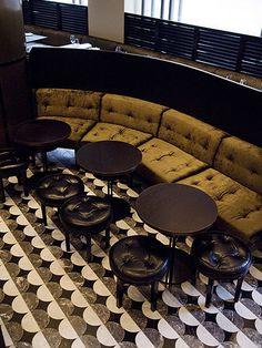 Sepia Restaurant  (note tile)
