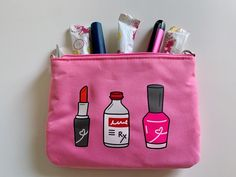 Being a woman with diabetes can be extra challenging during that time of month! I've lived my whole adult life with diabetes, so I have extensive experience in managing diabetes + my period. Diabetes Bag, Diabetes Supplies, Diabetes Management, Period, Coin Purse, Woman, Life, Coin Purses, Purse