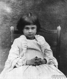 Alice Liddell (2 June 1857) Taken by Charles Dodgson a.k.a. Lewis Carroll