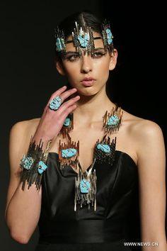 Fashion week Magnum IDM Fall/Winter 2013/2014 in Mexico