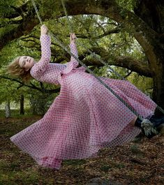 Elle Fanning by Annie Leibovitz for Vogue US June 2017  loewe