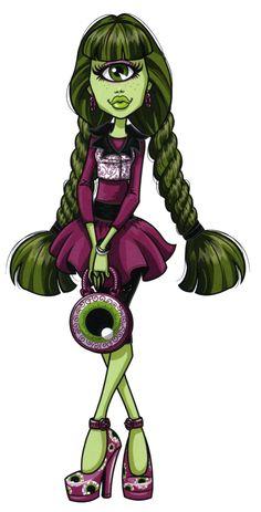 Iris Clops - Monster High Wiki