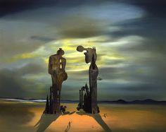 El Ángelus de Dalí con visión de 360º | La cámara del arte