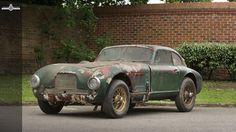 The Ultimate Aston Martin 'Barnfind'