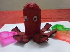 Craft octopus