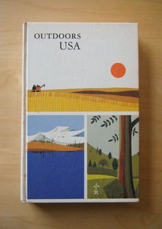 outdoors usa — old 60s style cover.  Simple is the best.