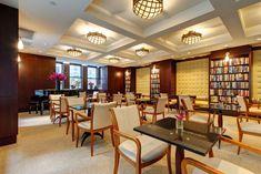 Le Library Hotel à Midtown Manhattan - La salle de lecture