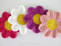 flower coasters2 hh