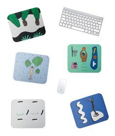 Mouse Pads by BFGF