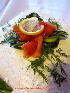 Kääpiölinnan köökissä: Kalamiehen toveri - kalakakkua appiukolle