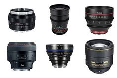 DSLR Video Camera Equipment Guide | Lenses