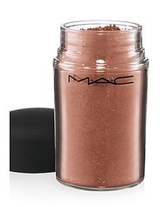 Mac Pigments. My friends and I love to buy different colors and share. TIP: Ask for small sample containers...they are great for sharing and perfect for travel.