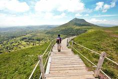 trek volcan Auvergne (2) #trek #auvergne #randonner #puydedome