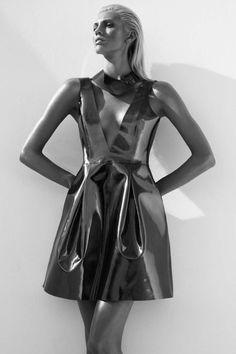 Devon Windsor for Harper's Bazaar Germany, March 2015