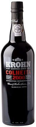 Krohn Colheita 2000 Tawny. Édition limitée.
