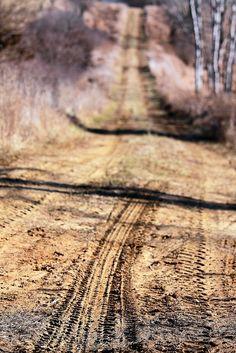 Dirt roads❤