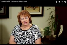 "Shirley Griffin had terrible #backpain. She says #Coflex surgery ""gave me my life back"" and was ""a miracle."" Hear her story of recovery [VIDEO]: https://www.youtube.com/watch?v=jQYBcfUZnwI#t=22 #spine #stenosis #spinalstenosis #backpain #backwoe #backproblem #backsurgeon #backsurgery"