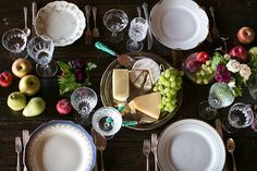 Cheese plate | Christy Tyler Photography | see more on: http://burnettsboards.com/2014/08/life-wedding-inspiration/