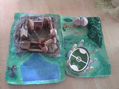 #homemade #diy #project #Hogwarts #castle #Harry #Potter