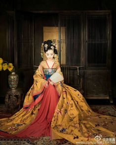 Traditional Fashion, Traditional Dresses, Traditional Chinese, Oriental Fashion, Asian Fashion, Asian Style, Chinese Style, Asian Photography, Art Chinois