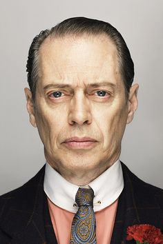 Steve Buscemi by Christian Weber Celebrity Photography Famous faces