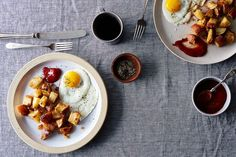 Better-Than-a-Restaurant Home Fries  recipe on Food52