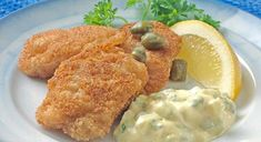 Torsketunger Norwegian Food, Fish And Seafood, Hummus, Cod, Meat, Chicken, Dinner, Cooking, Ethnic Recipes