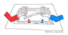 Juego post electoral en clave #visualthinking #despuesdel20D
