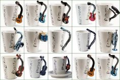 the Coffee mugs are back, cooler and cooler!