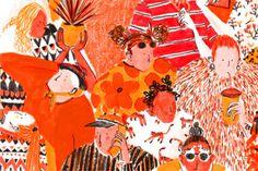 Mouni Feddag Illustration – What Is Illustration Good For?