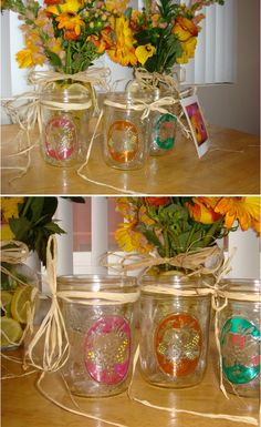 love this idea, for any kind of event @Ilse Medina you should check this web page, they have tons of ideas for weddings ;)