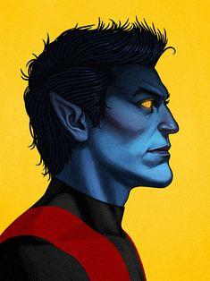 Mitchell x Marvel x Mondo - The Art Of Mike Mitchell