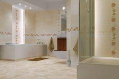 Twoje domowe SPA - poczuj się wyjątkowo za każdym razem: http://www.kwadroceramika.com/pl/produkty/plytki_lazienkowe/amarylis_anemon