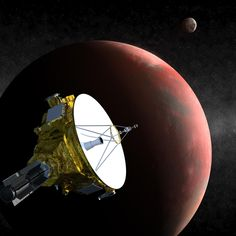 New Horizons Sights Tiny Pluto Moon As Spacecraft Races Toward Dwarf Planet