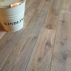 Smoked White Washed Brushed and Oiled European Solid Oak Wood Flooring, Thick - Cottage Tiles & Floors - White Washed Floors, White Washed Oak, White Wood, Solid Wood Flooring, Hardwood Floors, Oak Flooring, Flooring Ideas, Oak Floor Stains, Wood Floor Colors