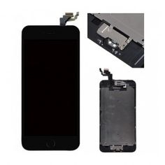 iPhone 6S Plus LCD Screen and Digitizer Assembly with Frame and Small Parts