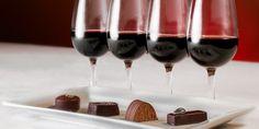 Κρασί και σοκολάτα, οι καλύτεροι συνδυασμοί