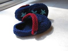 17.free crochet toddler boy sandal patterns