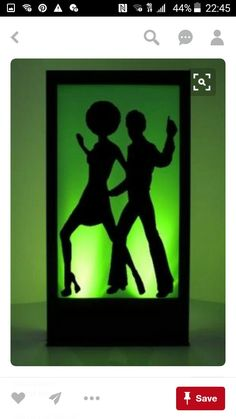 High quality Disco Dancers Silhouette Panel 2 available to hire. View Disco Dancers Silhouette Panel 2 details, dimensions and images. Disco Theme Parties, Disco Party Decorations, Disco Birthday Party, 70th Birthday Parties, Party Themes, Ideas Party, Theme Ideas, Deco Disco, Motown Party