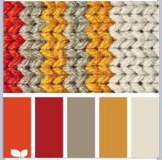 Design Seeds: knit autumn