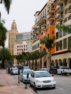 Coral Gables is unique and a lovely area.