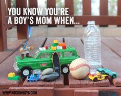 """You know you're a mom of boys when...  """"…the toilet is empty but the wall is wet.""""   & a puddle on the floor!!!  Weekly occurrence at my house."""