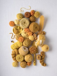 "Color of the Year for May: Marigold - from Lion Brand Pin Board ""Color of the Year"" - full of all sorts of images in each months colour - lots of inspiration. Yarn Color Combinations, Color Schemes, Month Colors, Yarn Inspiration, Yarn Thread, Complimentary Colors, Lion Brand Yarn, Yarn Colors, Colours"