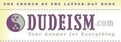 Image result for dudeism symbols