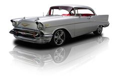 1957 Chevrolet Bel Air | RK Motors Charlotte | Collector and Classic Cars