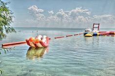 Lake Balaton Hungary.